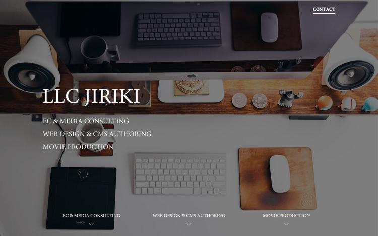 制作実績:LLC JIRIKI