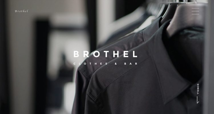 制作実績:BROTHEL CLOTHES & BAR