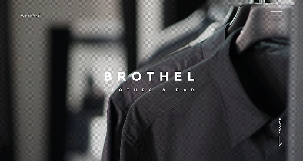 BROTHEL CLOTHES & BAR