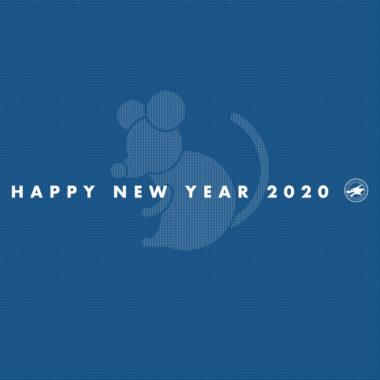 龍弥デザインから新年のご挨拶 2020